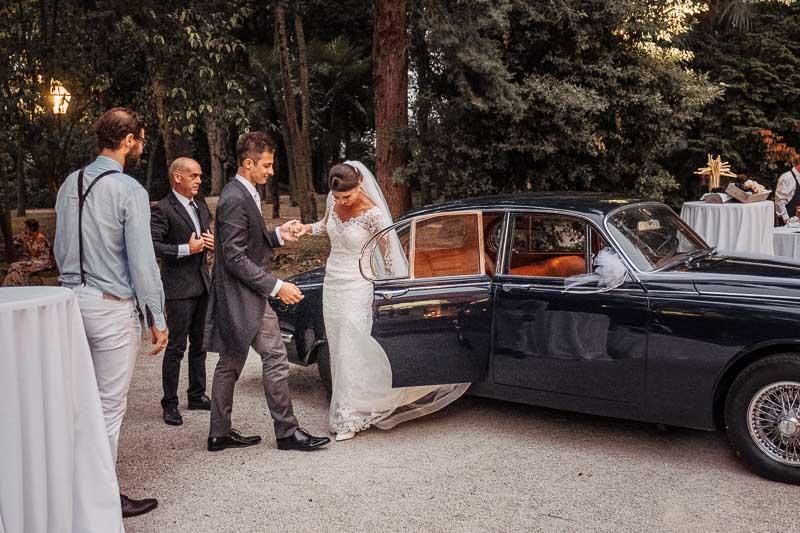 Matrimonio Villa Koch